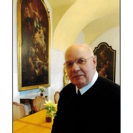 Seelenmesse P. Gregor Zöchbauer OSB