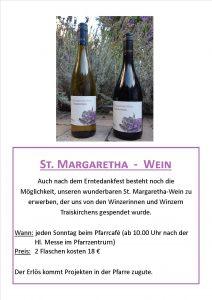 St. Margaretha-Wein