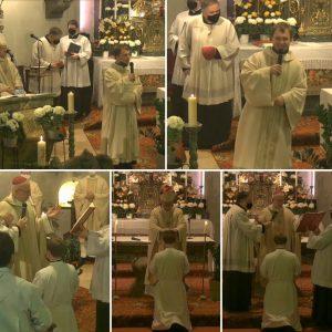 Diakonweihe Thomas Tsach